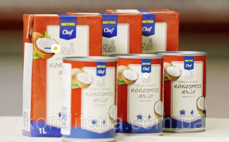 Молоко кокосовое 1 л.