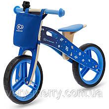 Беговел Kinderkraft Runner Galaxy Blue (KKRRUNGBLU00AC)