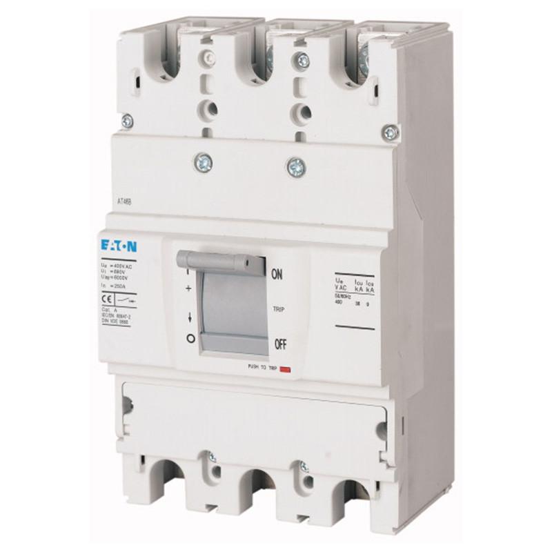Автоматический выключатель Eaton 160А BZMB2-A160 25 кА