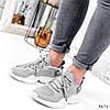 Кросівки чоловічі Nicola сірі 3671, фото 6