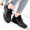 Кросівки чоловічі Nicola чорні 3672, фото 3