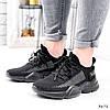 Кросівки чоловічі Nicola чорні 3672, фото 4