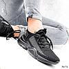 Кросівки чоловічі Nicola чорні 3672, фото 6