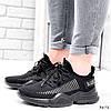 Кросівки чоловічі Nicola чорні 3672, фото 10