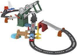 Трек Томас і друзі залізниця Розведення мосту GWX09 Fisher-Price.Thomas & Friends.Оригінал