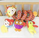 Спиралоная игрушка от SKKBABY  (SKK-019), фото 2