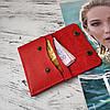 Жіночий шкіряний міні гаманець Stedley, фото 2