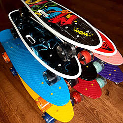 Детский пенни борд / Penny Board / детский скейт для ребенка