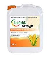 Микроудобрения гумат Кукуруза биофилд Biofield 10 л