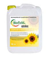 Мікродобрива гумат Соняшник Биофилд Biofield 10 л