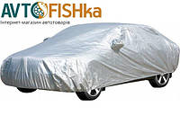Автомобильный тент   седан Lavita L  483х178х120  PEVA с подкладкой, карман зеркал, замок