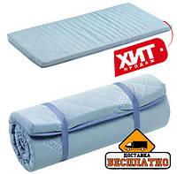 Ортопедический матрас-топпер Dormeo Roll Up Air. Италия. Оригинал