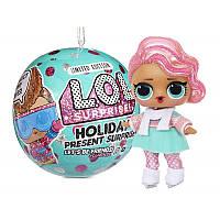 LOL Surprise Holiday Present - Новорічний Цибуля, фото 1