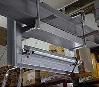Ваги монорейкові пилі вологозахищене виконання ТВ2-300-0,1-М(800)-12h