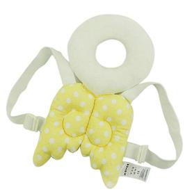 """Подушка - рюкзак  для защиты головы и спины малыша """"Ангелочек"""""""