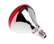Лампа інфрачервона Tehno MS R125 колір скла червоний 150 Вт