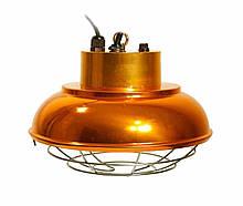 Рефлектор з галогенною лампою (абажур) Tehno MS S1030 колір бронза