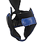Дитячий шолом боксерський кожвініл L, синій BOXER, фото 6
