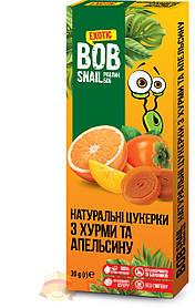 "Конфеты натуральные ""Хурма-Апельсин"", 30 г Bob Snail"