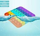 Антистрес сенсорна іграшка Pop It Нескінченна пупырка антистрес Квадрат, фото 6