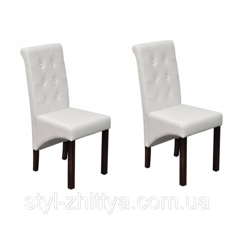Комплект 2 стільця для вітальні / кухні