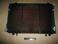 Радиатор водяной охлаждения ГАЗ 3302 (3-х рядный) (под рамку) (пр-во г.Оренбург)