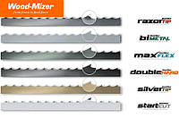 Як правильно підібрати стрічкову пилку Wood-Mizer