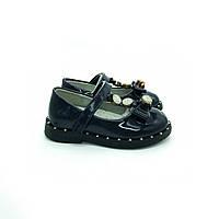 Детские туфли для девочки размеры 23-14.3см;