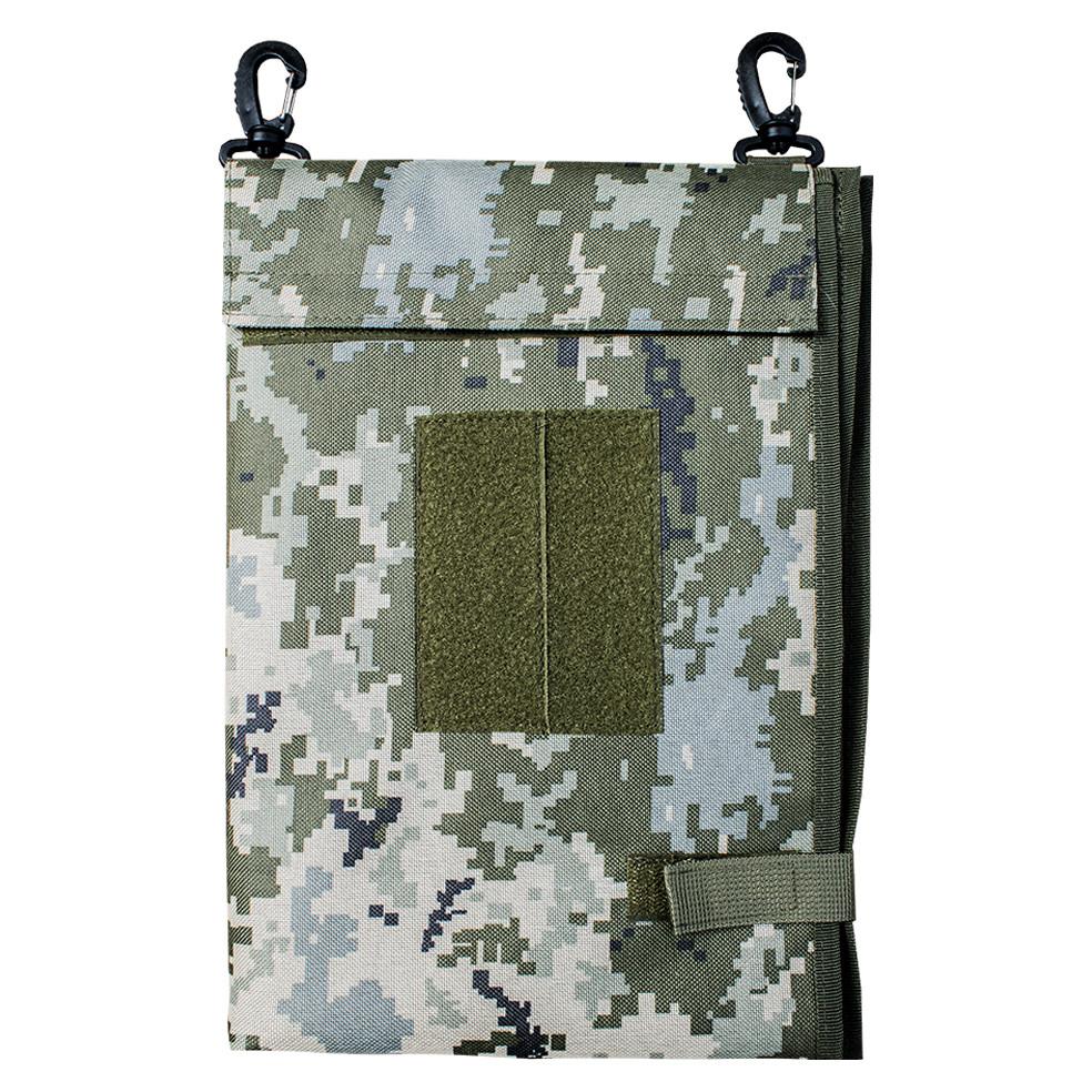Тактический планшет-сумка пиксель