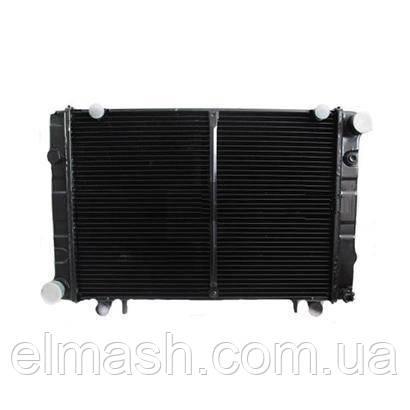 Радиатор водяного охлаждения ГАЗ 3302 (под рамку) нового образца (пр-во ШААЗ)