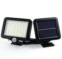 Світильник на сонячній батареї 56 led, фото 1