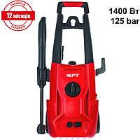 Мойка высокого давления MPT - 1400 Вт x 125 bar (MHPW1403)