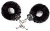 Пушисты наручники с мехом для ролевых игр, фото 2