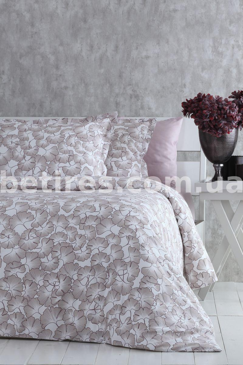 Комплект постільної білизни 200x220 PAVIA BONNY PUDRA