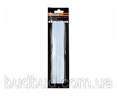 Стрижні клейові 11,2*200мм 6 шт (32-007) POLAX