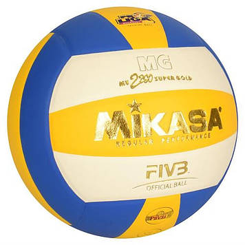 М'яч волейбол. 260-280г, ПУ, в пакунку №MS2334(40)
