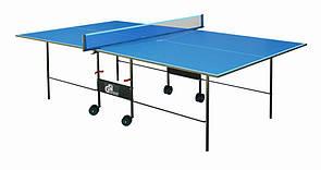 Теннисный стол для пинг-понга для помещений GSI-sport Athletic Premium Gk-3.18