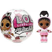 Набор LOL Surprise All-Star B.B.s s3 Футбольная команда, фото 1
