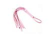 Розовая плетка кнут для БДСМ игр, фото 2