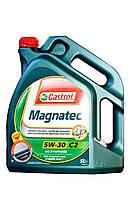 Моторное масло Castrol Magnatec C2 5W-30 4л