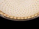 Настенно-потолочный светодиодный светильники 50 см каркас золото 70 Вт LED СветМира D-77178-500-1A G, фото 5