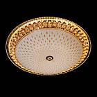 Настенно-потолочный светодиодный светильники 50 см каркас золото 70 Вт LED СветМира D-77178-500-1A G, фото 4