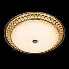Настенно-потолочный светодиодный светильники 50 см каркас золото 70 Вт LED СветМира D-77178-500-1A G, фото 2