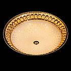 Настенно-потолочный светодиодный светильники 50 см каркас золото 70 Вт LED СветМира D-77178-500-1A G, фото 3