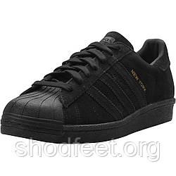 Мужские кроссовки Adidas Superstar 80s City Series New York