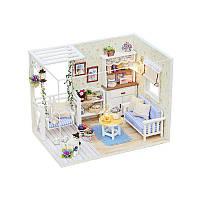 Ляльковий будинок конструктор DIY Cute Room 3013 Kitten Diary 3D Румбокс, фото 1