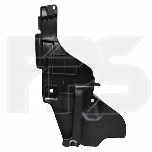 Кріплення заднього бампера право Lexus RX 15- (Тайвань) зовнішнє
