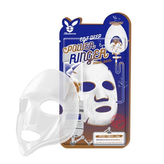 Elizavecca Маска для регенерації епідермісу EGF Deep Power Ringer Mask Pack