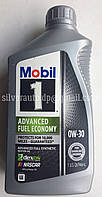 Моторное масло Mobil 1 0W-30 Advanced Fuel Economy 0.946л