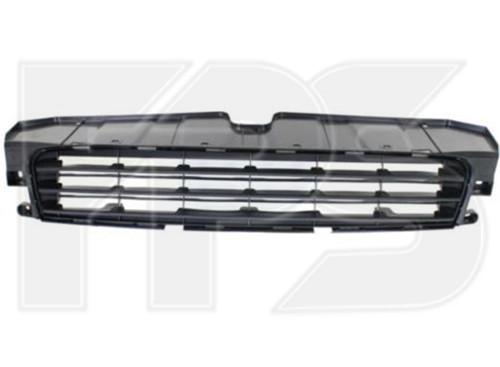 Решітка в передній бампер середня Lexus CT200H 11-14 (Тайвань)